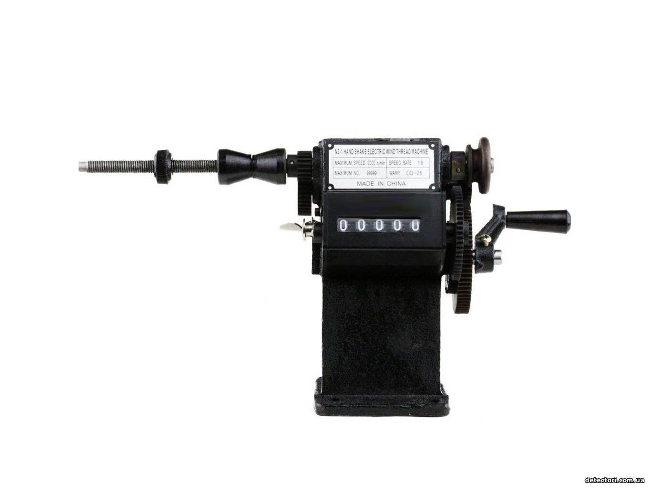 Ручной намоточный станок для радиолюбителя