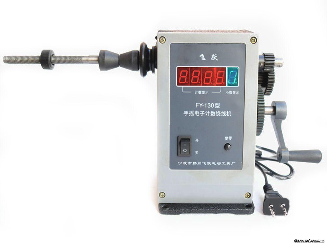 Купить настольный намоточный станок для намотки трансформаторов